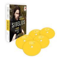 Mertanen, Janne: Sibelius piano works