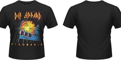 Def Leppard : Pyromania