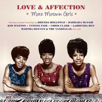 V/A: Love & affection - more motown girls
