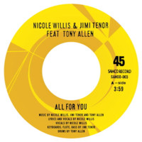 Willis, Nicole: All For You/Touching