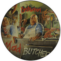 Destruction: Mad Butcher - Picture Disc