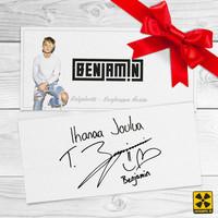 Benjamin: Benjamin lahjakortti