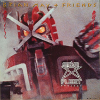 May, Brian: Star Fleet project