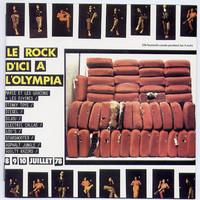 V/A: Le Rock D'Ici A L'Olympia