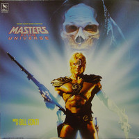 Soundtrack: Masters of the Universe