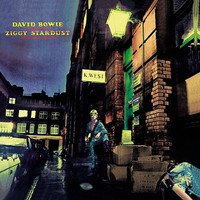 Bowie, David : The Rise And Fall Of Ziggy Stardust