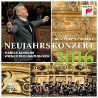 Jansons, Mariss / Mariss Jansons with Vienna Philharmonic Orchestra : New years concert 2016