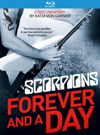 Scorpions: Forever & a day