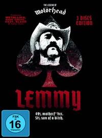 Lemmy: The Movie - Black Edition