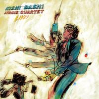 Kishi Bashi: String quartet live!