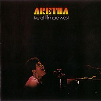 Franklin, Aretha : Live At Fillmore West