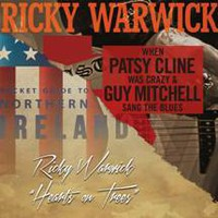 Warwick, Ricky: When Patsy Cline was crazy & Guy Mitchell sang the blues/Hearts on trees