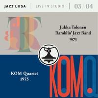Tolonen, Jukka: Jazz-Liisa 3 & 4