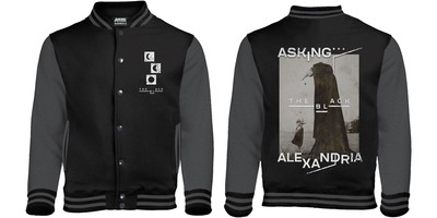 Asking Alexandria: The black original art
