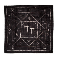 Rähinä: RHN REX symbols huivi