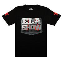 Elastinen: Ela show t-paita unisex