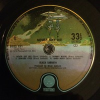 Black Sabbath : Never Say Die