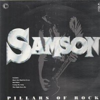 Samson: Pillars Of Rock
