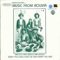 Pukaj Wayra: Music From Bolivia