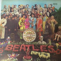 Beatles : Sgt. Peppers lonely hearts club band