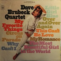 Brubeck, Dave: My Favorite Things