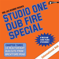 V/A: Studio one dub fire special