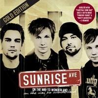 Sunrise Avenue: On the way to wonderland -gold edition