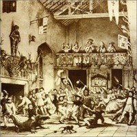 Jethro Tull: Minstrel in the gallery