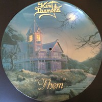 King Diamond : Them -Picture Disc-