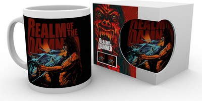 Realm Of The Damned: Scream blue