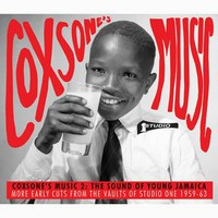 V/A: Coxsone music 2: Sound of young Jamaica