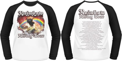 Rainbow: Rising tour 76