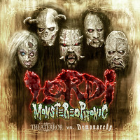 Lordi: Monstereophonic - Theaterror vs. Demonarchy