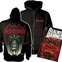 Behemoth: Realm of the damned (hswz + book)