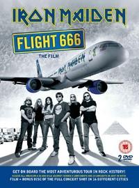 Iron Maiden : Flight 666 -deluxe edition