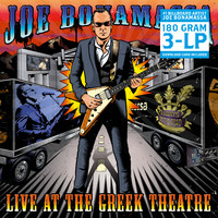 Bonamassa, Joe : Live At The Greek Theatre