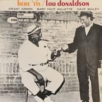 Donaldson, Lou : Here 'Tis