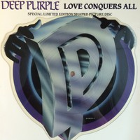 Deep Purple: Love Conquers All - Shaped Picture Disc