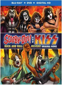 Scooby-Doo & Kiss: Rock & Roll Mystery