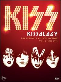Kiss: Kissology Vol 2 - Ultimate Kiss collection 1978-1991 Special edition