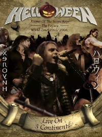 Helloween: Keeper of the Seven Keys -Legacy World Tour 2005/2006, Live on 3 continents