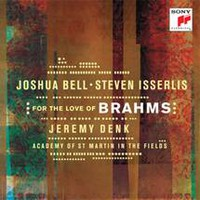 Bell, Joshua: For the love of Brahms