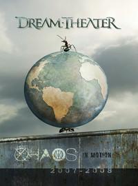 Dream Theater: Chaos In Motion -ltd 2dvd+3cd