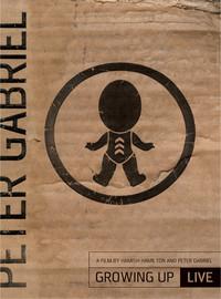 Gabriel, Peter: Growing up live