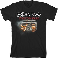 Green Day: Revolution radio cover