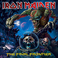 Iron Maiden : The Final Frontier -picture disc-