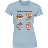 Pusheen: Beach essentials
