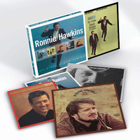 Hawkins, Ronnie: Original album series