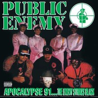 Public Enemy : Apocalypse 91:The Enemy Strikes Black