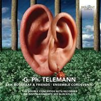 Telemann, G P: Erik Bosgraaf  friends